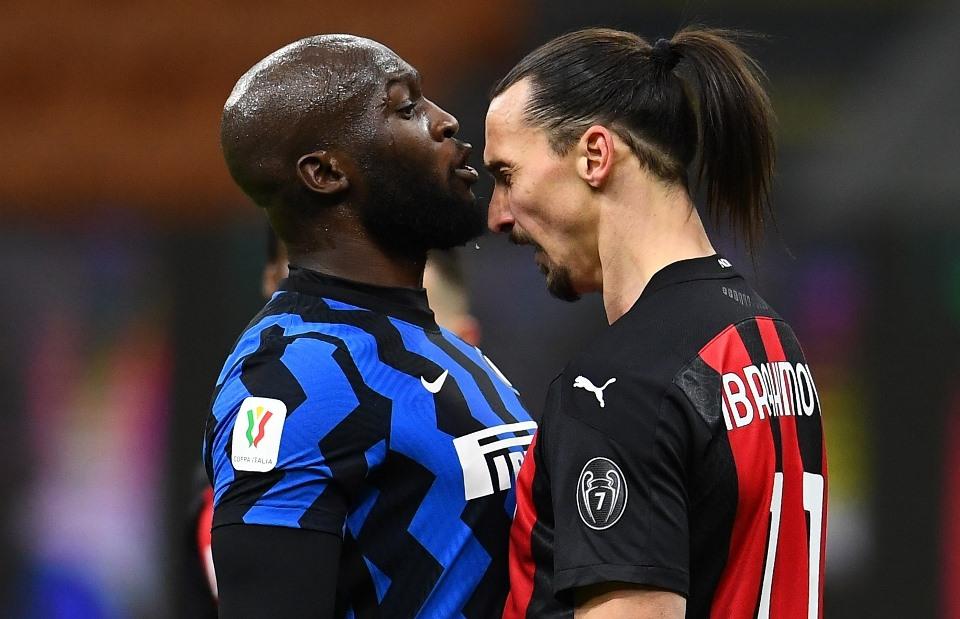 Terkait Insiden Lukaku-Ibrahimovic, Legenda Lazio Semprot Jurnalis!