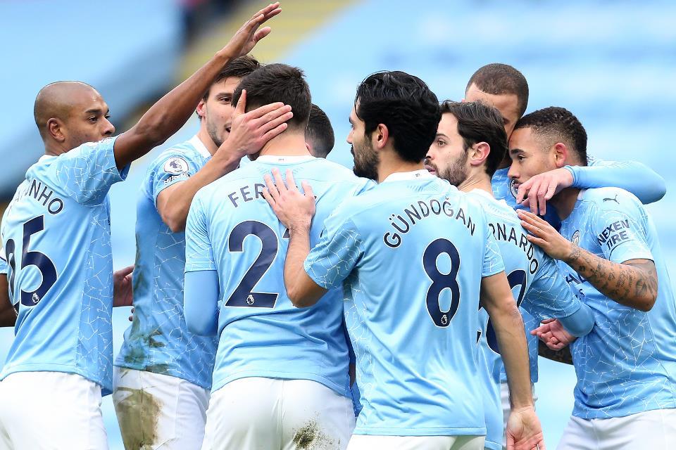City Kini Samai Rekor Kemenangan Terpanjang Arsenal Dalam Semusim