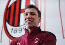 Mandzukic Belum Bisa Merumput Bersama AC Milan, Ada Apa?