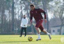 Mario Mandzukic Baru Siap Beraksi Tiga Pekan Lagi