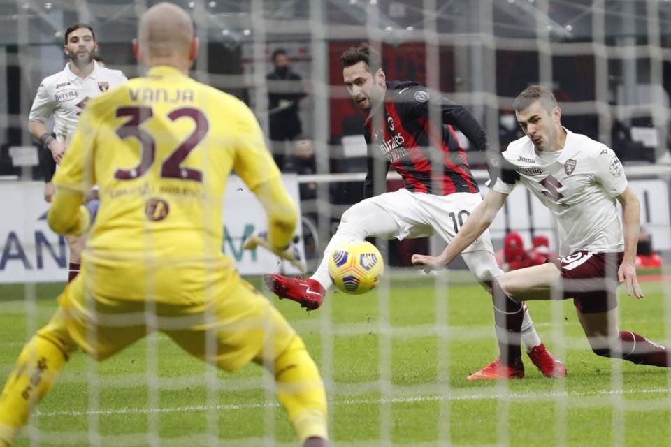 Menang Adu Penalti Atas Torino, Milan Lolos Ke 8 Besar Coppa Italia