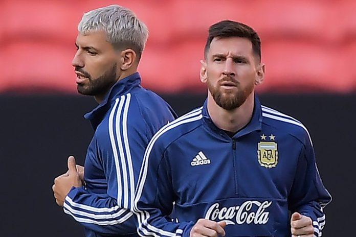 Saga Barcelona dan City Tuk Duetkan Pasangan Emas Timnas Argentina