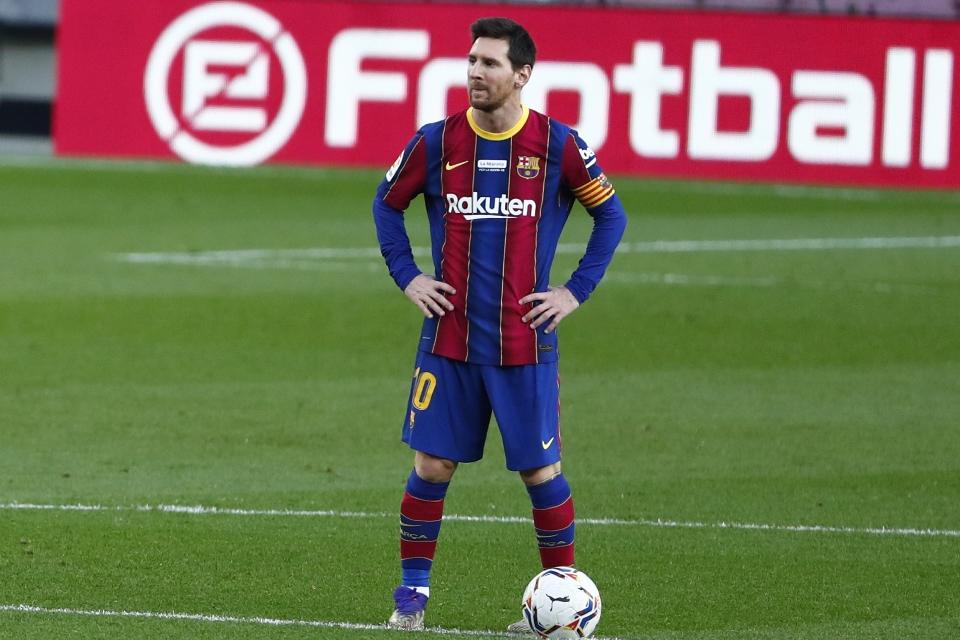 Andai Messi Hengkang, Barcelona Harus Menghormati