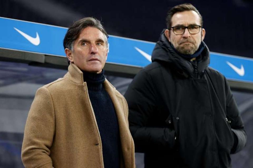 Hertha Berlin Resmi Pecat Pelatih dan Direktur Teknik