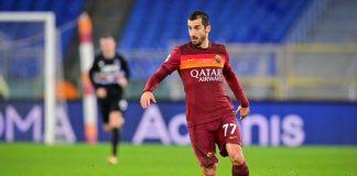 Mkhitaryan Akui Bahagia Bersama Roma Ketimbang Saat Main Di Liga Inggris