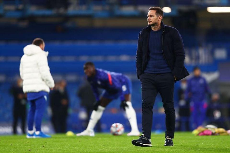 Nasib Lampard Ditentukan Di Dua Laga Sisa Bulan Ini