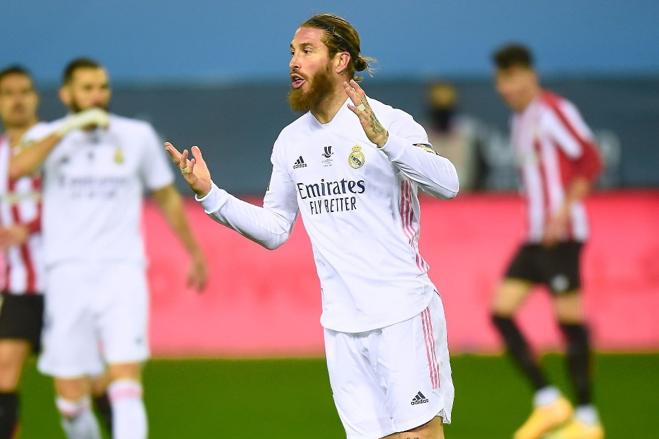PSG Beri Tawaran Kontrak 3 Tahun Tuk Sergio Ramos