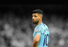 PSG Gigit Jari, Aguero Bisa Tambah Kontrak di City