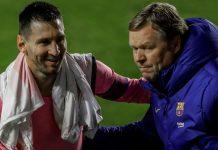 PSG Inginkan Messi, Koeman: Saya Juga Tertarik dengan Neymar dan Mbappe