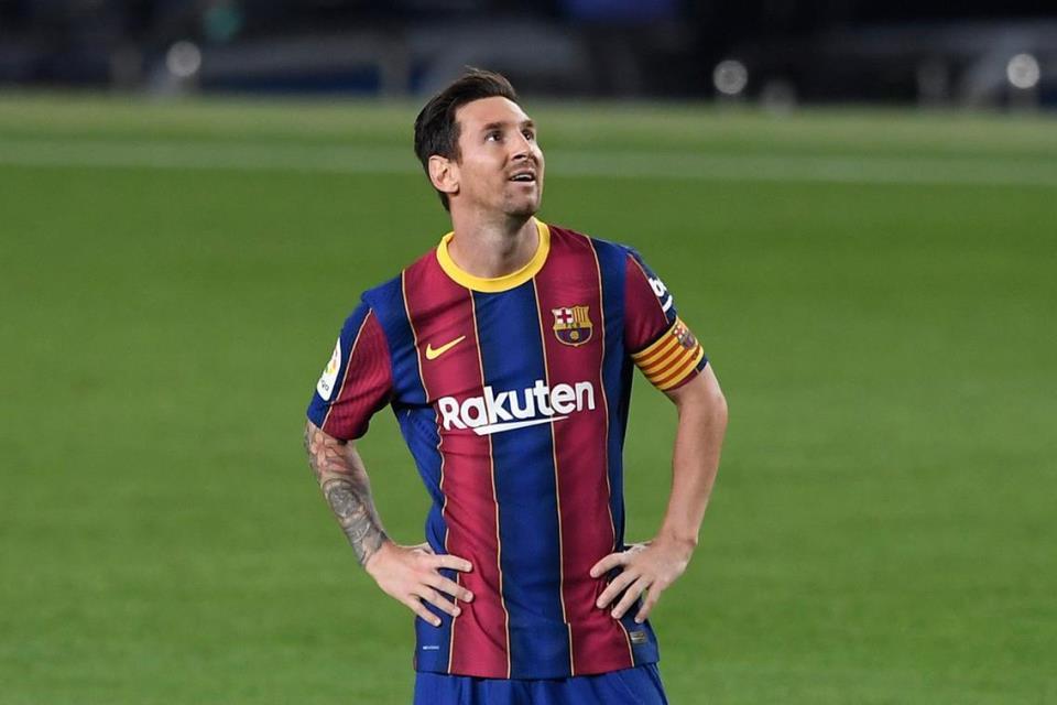 PSG Matangkan Rencan Boyong Lionel Messi