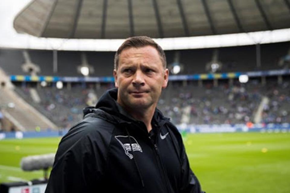 Hertha Berlin Disebut-sebut Akan Panggil Mantan Pelatih