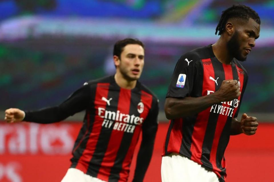 Pioli Franck Kessie Teladan Buat Para Pemain Muda AC Milan