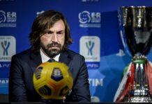 Sumbang Piala Super Italia, Pirlo: Saya Tak Layak Dikritik