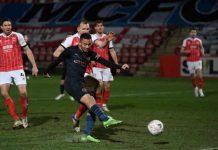 Puasnya City Bisa Atasi Tim Divisi Tiga Cheltenham Yang Merepotkan