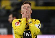 Reus meminta maaf atas Penampilannya Melawan Mainz
