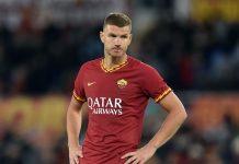 Ribut di Roma, Dzeko Dilirik Barcelona dan Real Madrid