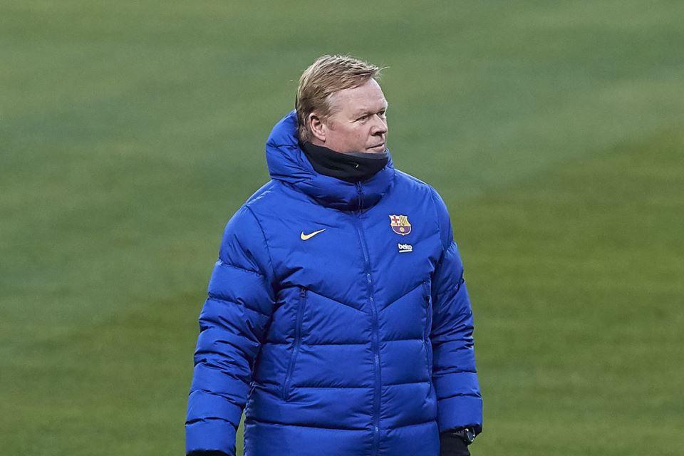 Ronald Koeman Pasrah Barcelona Irit di Bursa Transfer