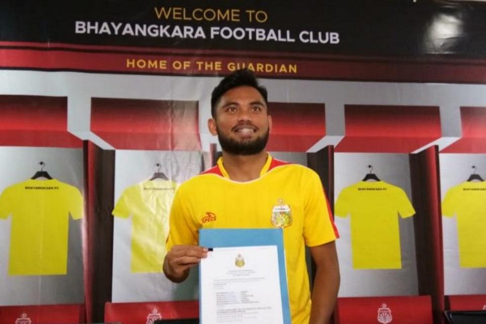 Winger Eksplosif Bhayangkara FC Segera Gabug Tim Malaysia