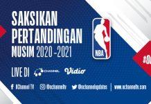 Saksikan Keseruan NBA Musim 2020-2021 di OChannel TV