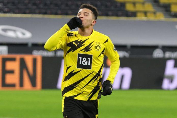 Sancho Mulai Fokus ke Setiap Laga Bundesliga Musim Ini