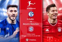 Schalke vs Muenchen: Ajang Pembuktian Mathew Hoppe