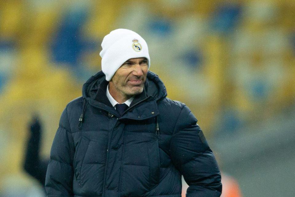 Sikap Zidane Berubah, Pemain Madrid Merasa Aneh