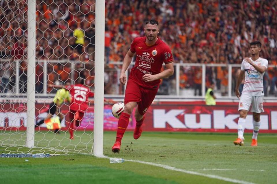 Marco Simic Diminati Klub Malaysia Melaka United