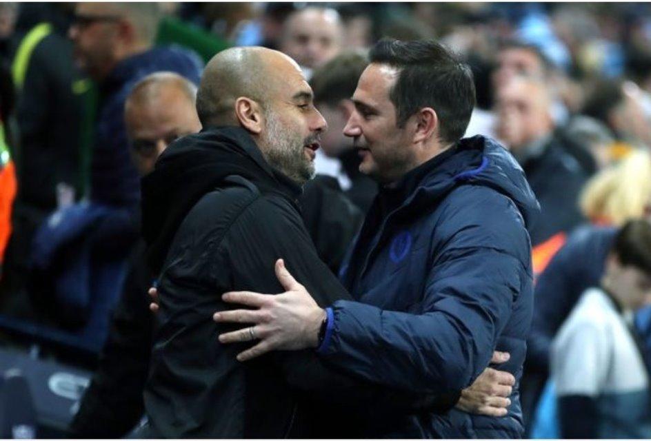 Simpati Tuk Lampard, Guardiola: Pelatih Butuh Waktu Tuk Meramu Tim