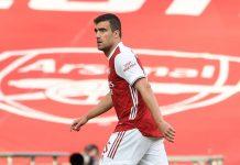 Lazio Bidik Pemain Terbuang Arsenal