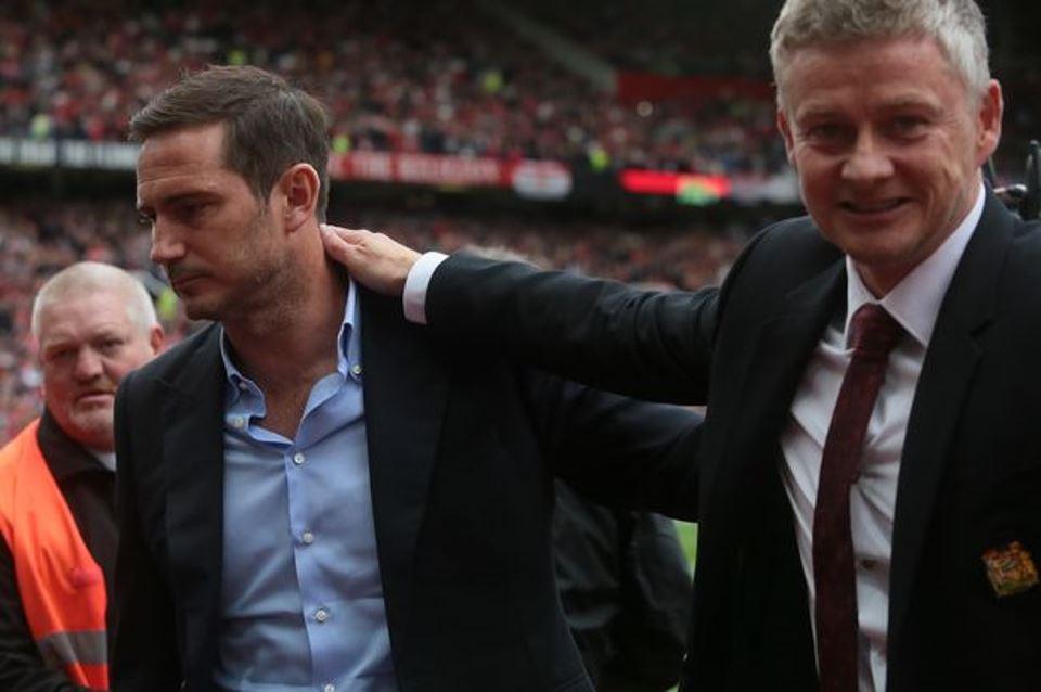 Solskjaer Terkejut Dengan Pemecatan Lampard