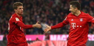 Staff Kebugaran Bayern Beberkan Rahasia Lewandowski dan Muller