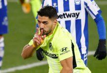 Gol Suarez Kandaskan Madrid yang Hendak Kudeta Puncak Klasemen