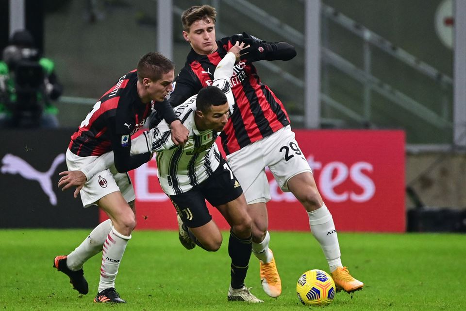 Hasil Pertandingan Serie A