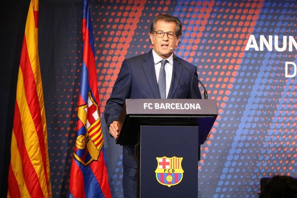 Jika Dipimpin Mantan Presidennya, Barcelona Dalam Bahaya, Kenapa?