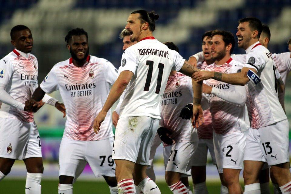 Top! Bikin Dua Gol, Ibrahimovic Pecahkan Dua Rekor