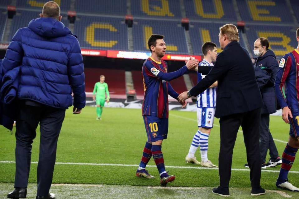 Tuk Jadi Juara, Barcelona Tidak Bisa Bergantung Hanya Pada Messi