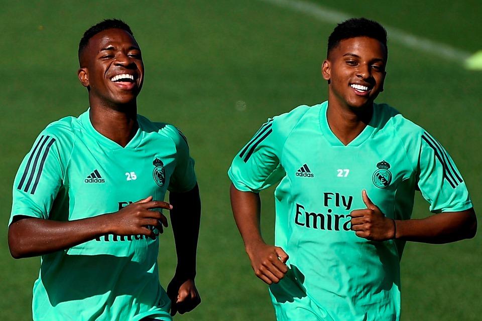 Musim Depan, Wonderkid Real Madrid Bakal Gabung Liverpool?