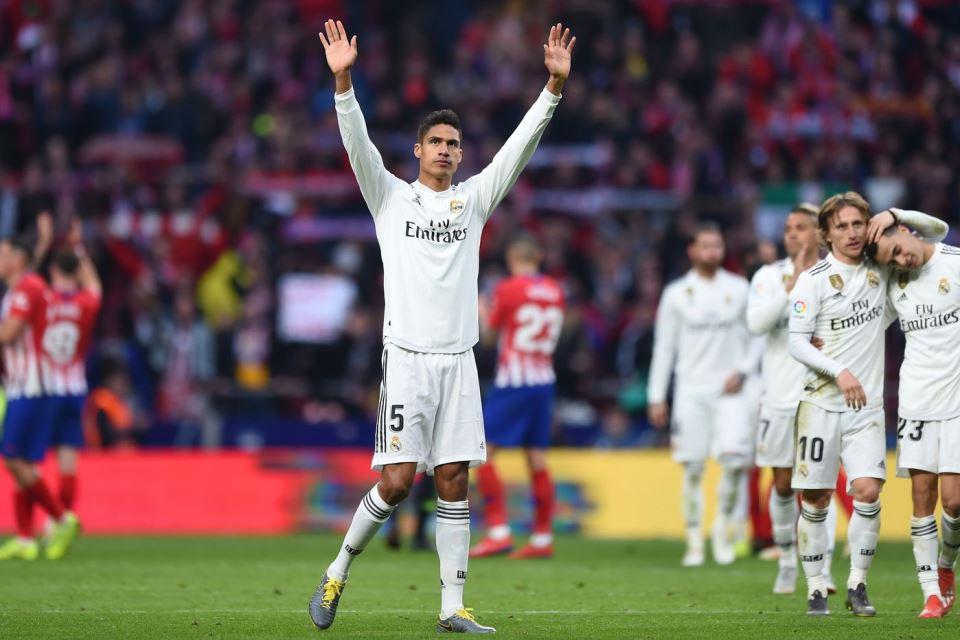 Waduh, Raphael Varane Disebut Minta Dilepas Real Madrid