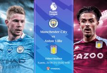 Prediksi Man City vs Aston Villa: The Citizens Unggul Segalanya