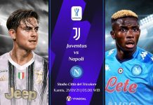 Prediksi Juventus vs Napoli: Pirlo Kejar Trofi Perdananya