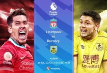 Liverpool Vs Burnley: Prediksi, H2H dan Link Live Streaming