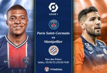 Prediksi PSG Vs Montpellier, Momen Tuan Rumah Amankan Puncak