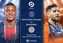 Prediksi PSG Vs Montpellier, Momen Tuan Rumah Amankan Puncak