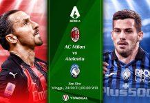 Prediksi AC Milan vs Atalanta: Berharap Magis Ibrahimovic