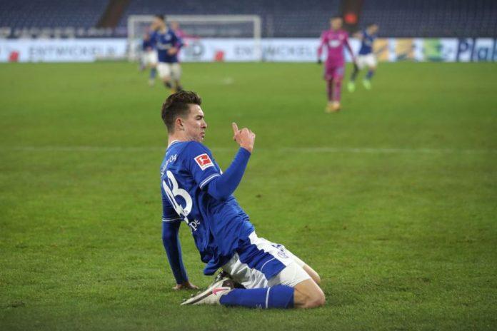 Wonderkid Amerika Cetak Hattrick dalam Kemenangan Pertama Schalke