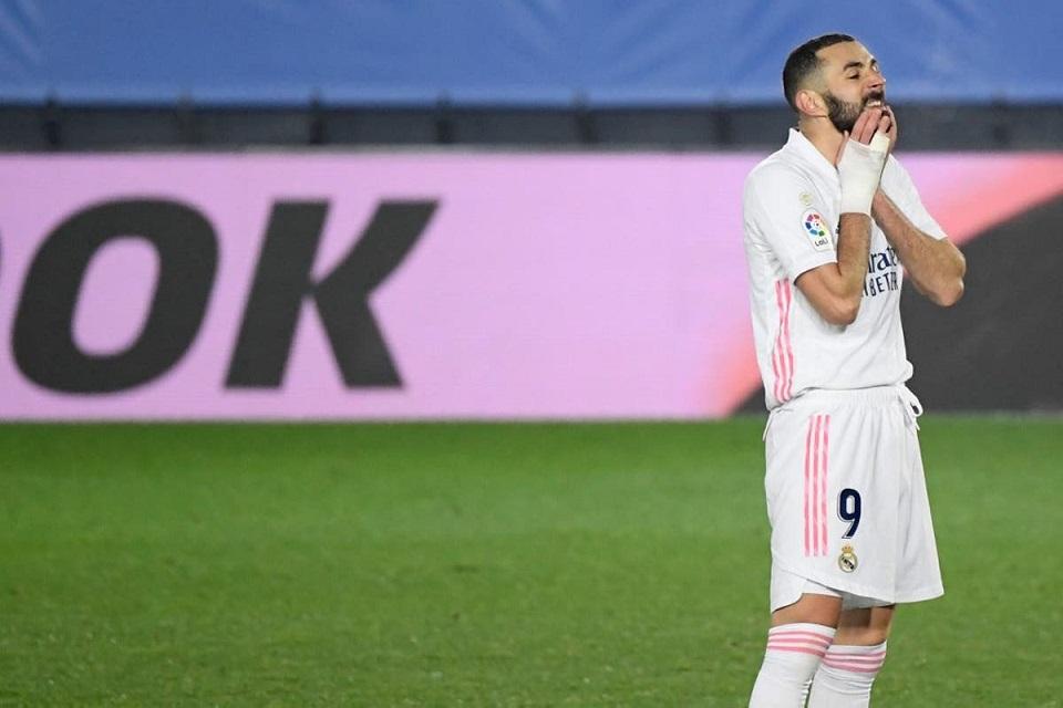 Terus Kejar Atletico Madrid, Zidane: Benzema Belum Boleh Istirahat