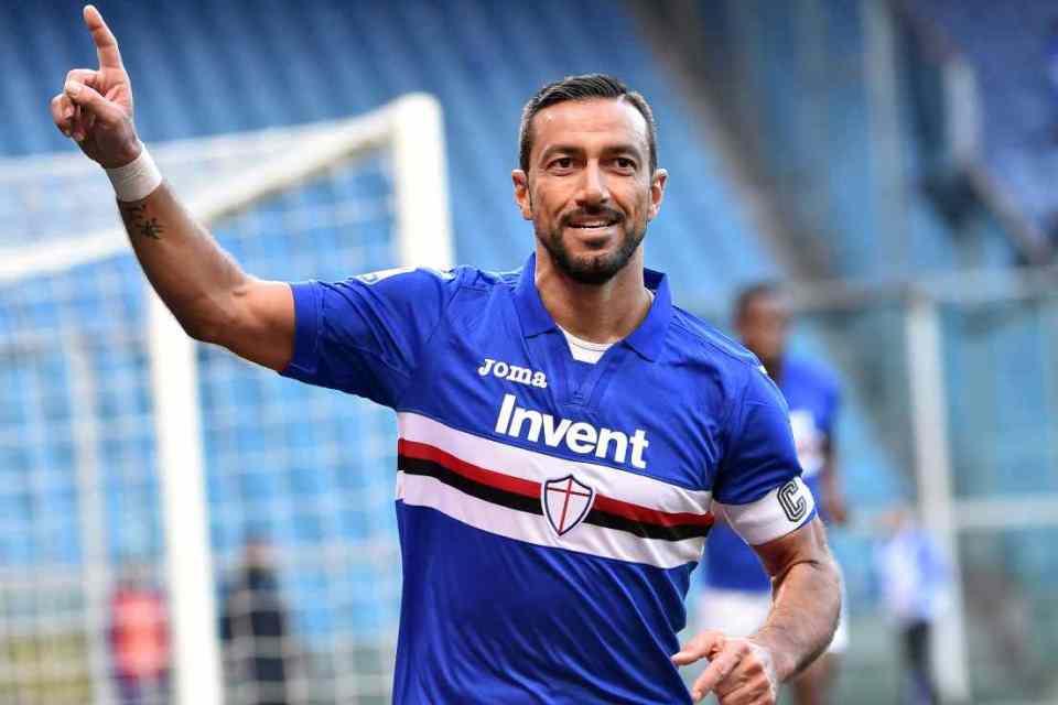 Diincar Juventus, Penyerang Sampdoria Beri Pesan Menohok