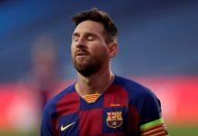 Gampar Musuh, Messi Dapat Sanksi Larangan Main Dua Pertandingan