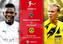 Gladbach Vs Dortmund: Janjikan Permainan Cepat