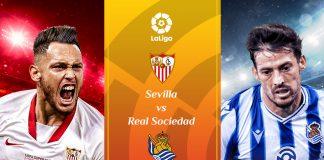 Sevilla Vs Real Sociedad: Prediksi dan Link Live Streaming